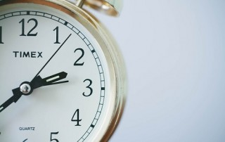 Survive Odd Hours of Event Planning