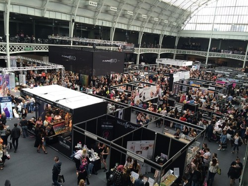 event exhibitor booths